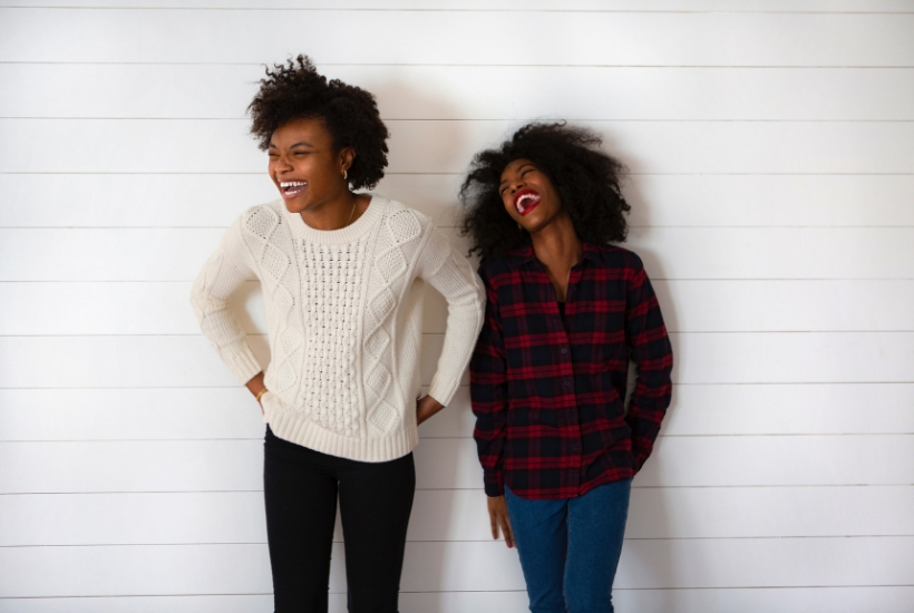 laughter reduces anxiety | stress relief