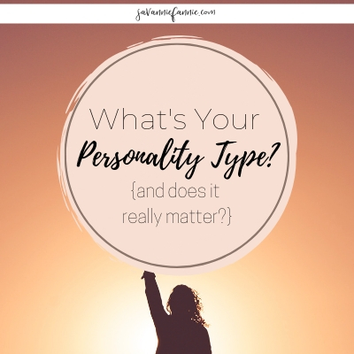 What's your personality type? Does it really matter?