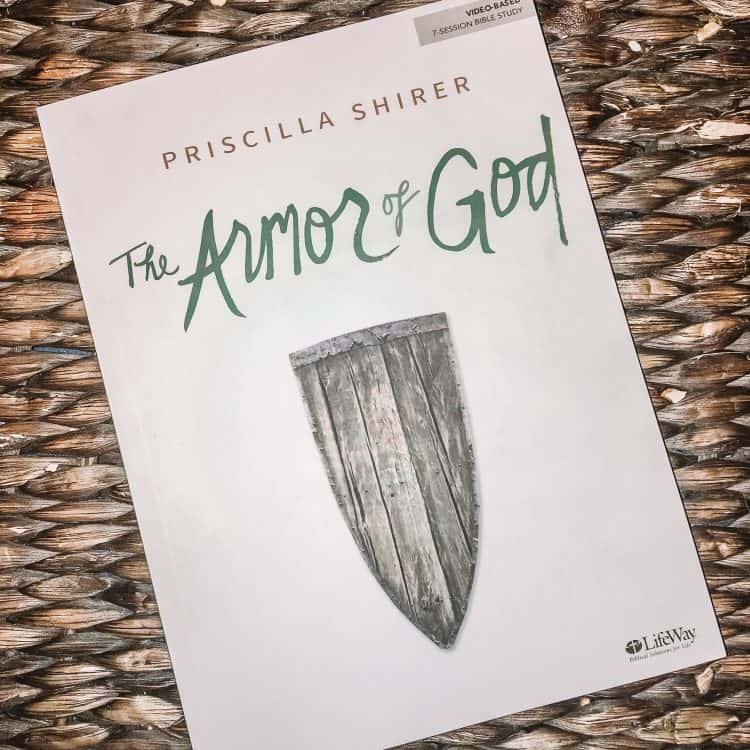 The Armor of God Bible Study
