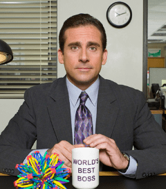 Michael Scott personality type